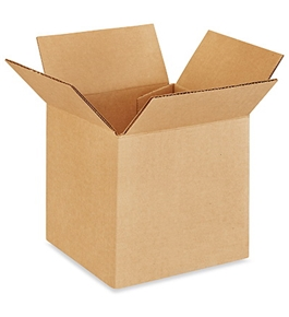 "5"" x 5"" x 5"" Corrugated Boxes (Bundle of 25)"