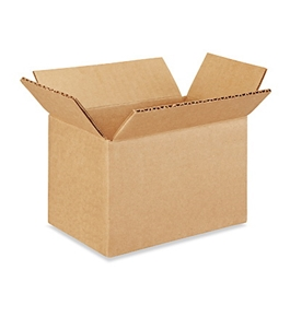 "6"" x 4"" x 4"" Corrugated Boxes (Bundle of 25)"