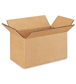"7"" x 4"" x 4"" Corrugated Boxes (Bundle of 25)"