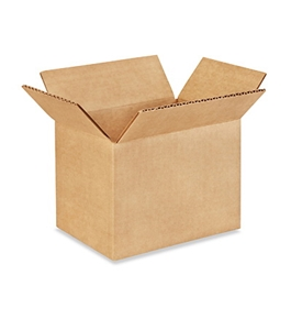 "7"" x 5"" x 5"" Corrugated Boxes (Bundle of 25)"
