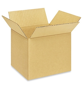 "7"" x 6"" x 6"" Corrugated Boxes (Bundle of 25)"