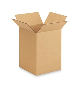 "7"" x 7"" x 10"" Corrugated Boxes (Bundle of 25)"