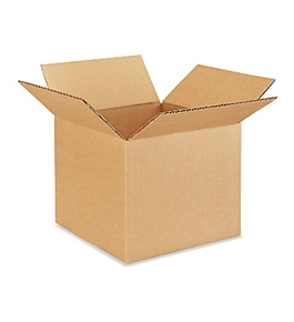 "7"" x 7"" x 6"" Corrugated Boxes (Bundle of 25)"