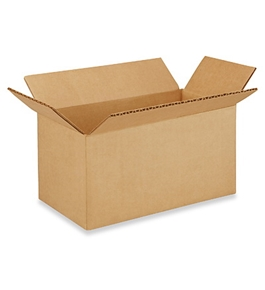 "8"" x 4"" x 4"" Corrugated Boxes (Bundle of 25)"