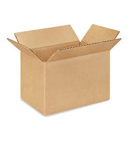 "8"" x 5"" x 5"" Corrugated Boxes (Bundle of 25)"