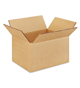 "8"" x 6"" x 5"" Corrugated Boxes (Bundle of 25)"