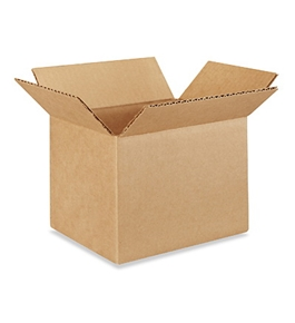 "8"" x 6"" x 6"" Corrugated Boxes (Bundle of 25)"