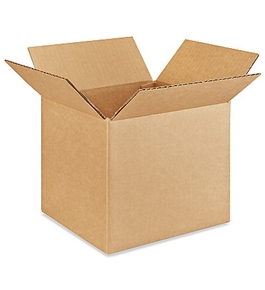 "8"" x 7"" x 7"" Corrugated Boxes (Bundle of 25)"