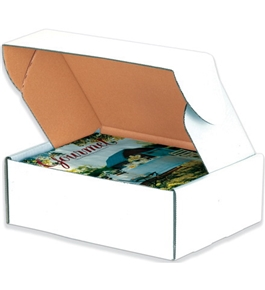 "9"" x 6 1/4"" x 3"" Deluxe Literature Mailers (50 Each Per Bundle)"