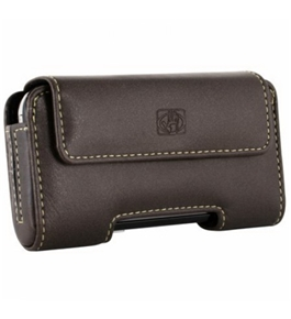 9095204 Body Glove Horizontal Brown pouch with stationary