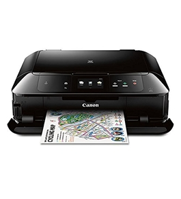 864adae51694 Canon MG7720 Wireless All-In-One Printer with Scanner and Copier: Mobile  and Tablet Printing, with Airprint(TM) and Google Cloud Print compatible,  Black