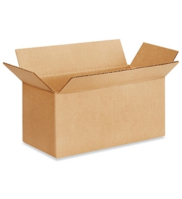 "9"" x 4"" x 4"" Corrugated Boxes (Bundle of 25)"