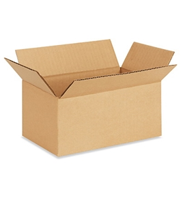 "9"" x 5"" x 4"" Corrugated Boxes (Bundle of 25)"
