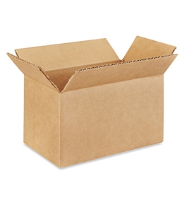 "9"" x 5"" x 5"" Corrugated Boxes (Bundle of 25)"