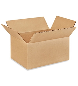 "9"" x 6"" x 4"" Corrugated Boxes (Bundle of 25)"