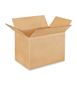 "9"" x 6"" x 6"" Corrugated Boxes (Bundle of 25)"