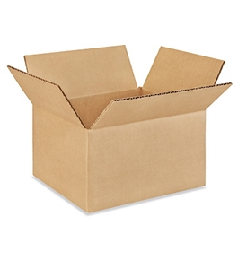 "9"" x 7"" x 5"" Corrugated Boxes (Bundle of 25)"