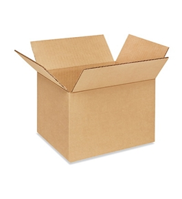 "9"" x 7"" x 6"" Corrugated Boxes (Bundle of 25)"