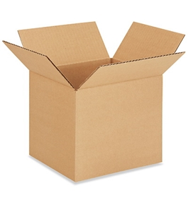 "9"" x 8"" x 8"" Corrugated Boxes (Bundle of 25)"