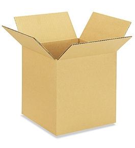"9"" x 9"" x 10"" Corrugated Boxes (Bundle of 25)"