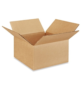 "9"" x 9"" x 5"" Corrugated Boxes (Bundle of 25)"