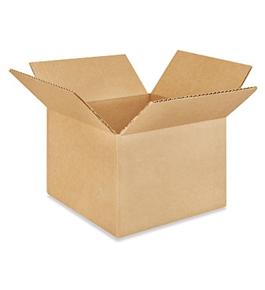 "9"" x 9"" x 6"" Corrugated Boxes (Bundle of 25)"