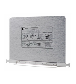 ACCO PRESSTEX Data Binder with Storage Hooks, For 11 x 16 Inch, 11 x 15-1/2 Inch and 11 x 17-3/4 Inch