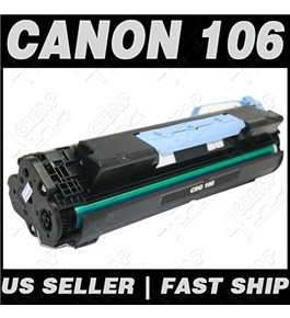 Acedepot Brand (not OEM) Canon 106 HIGH YIELD Toner Cartridge NEW