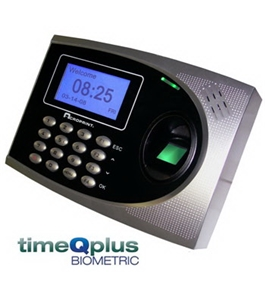 Acroprint timeQplus Biometric Upgrade for 25 employees