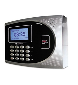 Acroprint timeQplus Proximity Time and Attendance System, Badges, Automated
