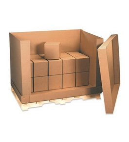 "58"" x 41"" x 45"" Double Wall Corrugated Boxes (each)"