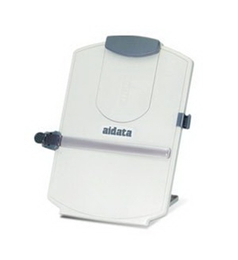 Aidata Desk-Top Copy Holder (platinum)