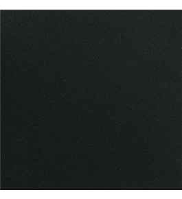 "Akiles 12 Mil Poly Binding Cover (Sand Pattern) - 11.25"" x 8.75"" Black"