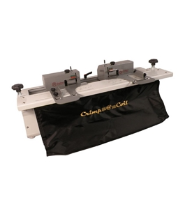 Akiles Crimp@Coil Electric Double-Sided Coil Crimping Machine