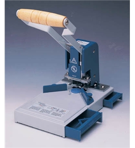 "Akiles Diamond-1 Desktop Manual Corner Rounder Cutter with 1/4"" Radius Blade Die"