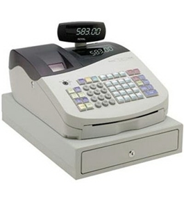 Alpha583cx Cash Register-583CX