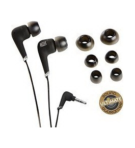 Altec Muzx Mesh Noise Isolating Earphones MZX106