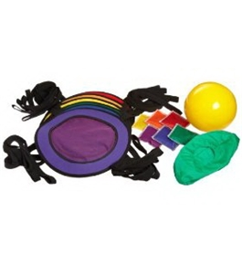 American Educational Catch and Balance Band Set