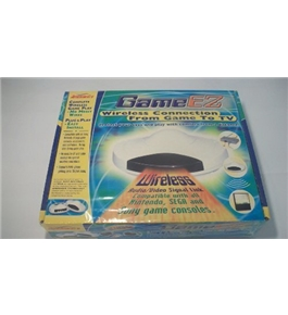 Ameriwave GameEZ Wireless Game player [video game]