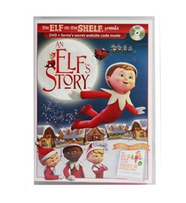 An Elf's Story DVD - AESDVDS