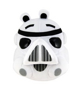 "Angry Birds Star Wars 5"" Bird - Storm Trooper"