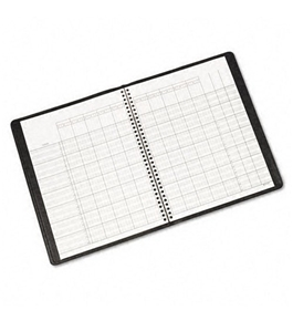 AT-A-GLANCE Products - AT-A-GLANCE - Undated Class Record Book, 10-7/8 x 8-1/4, Black - Sold As 1 Each