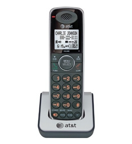 AT&T DECT 6.0 Digital Accessory Handset Only (CL80100)