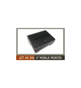 AZT mobile printers AB-340M - 4 inch