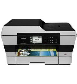"Brother Professional Series Inkjet with Full 11""x17"" Capability and Expanded Connectivity Options"