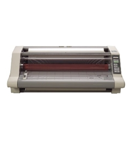 "GBC Thermal Laminator, HeatSeal Ultima 65, 27"" Max. Width, 10 Minute Warm-Up - 1710740"