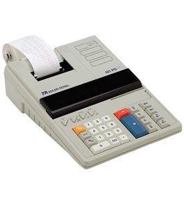 Adler 121pd 12 Digit Calculator