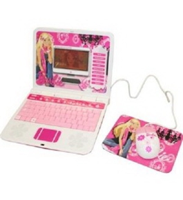 Oregon Scientific B001W0Y0BC Barbie B - Smart Laptop