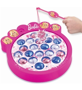 Barbie Fishing Game