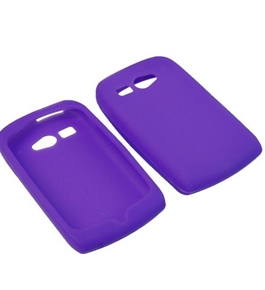 Eagle Cell SCKYC5170S10 Barely There Slim and Soft Skin Case for Kyocera Hydro - Purple